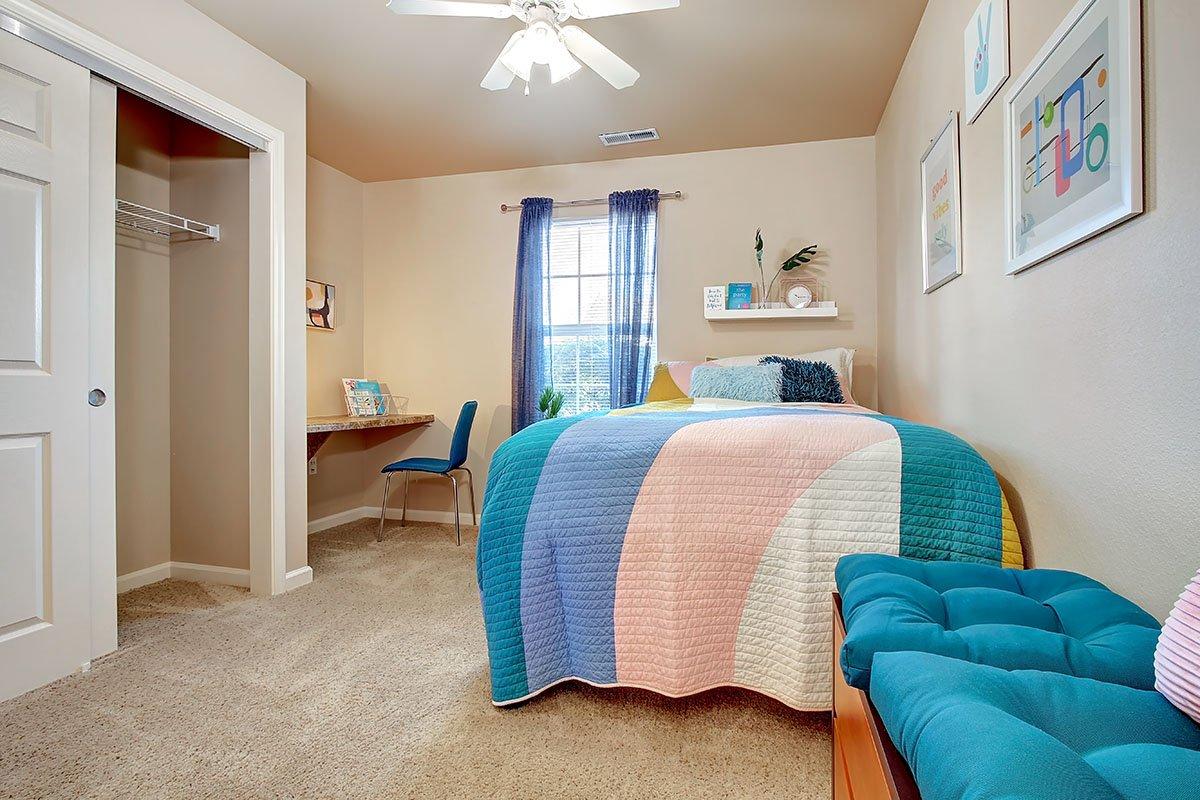 2 Bedroom Apartments - Lark West Lafayette