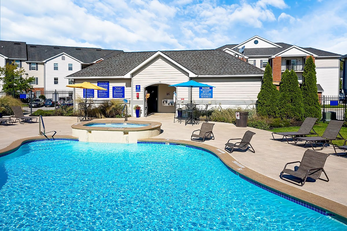 Pool and Hot Tub - Lark West Lafayette